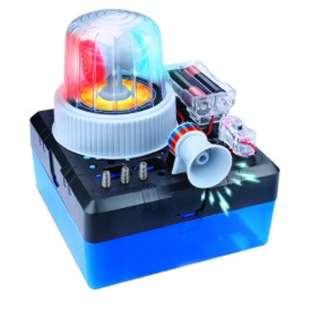 ALARM KIT-BUILD ELECTRONIC SCIENCE ALARM NEED 2XAA BATTERY