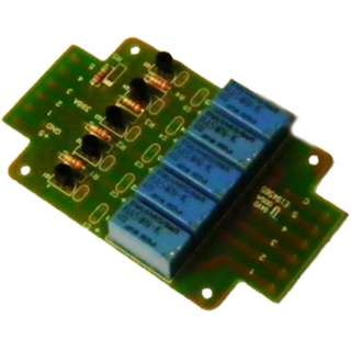 RELAY KIT WITH 5 RELAYS & DRIVER 