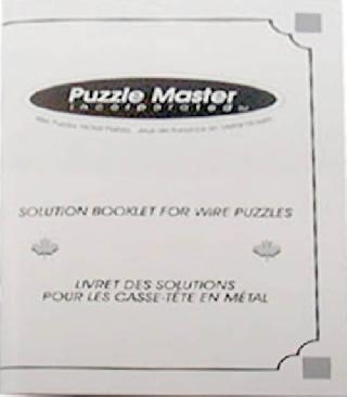 SOLUTION BOOK 4 PUZZLE MASTER 