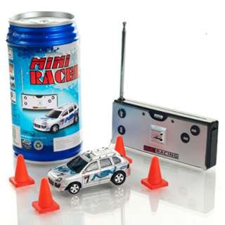 RADIO CONTROLLED CAR IN CAN ASSORTED