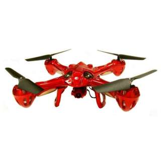 DRONE RADIO CONTROLLED W/CAMERA ZERAXA INDOOR/OUTDOOR