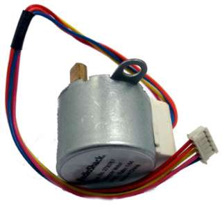 MOTOR STEPPER 5VDC 40MA W/WIRE RATIO 1:64