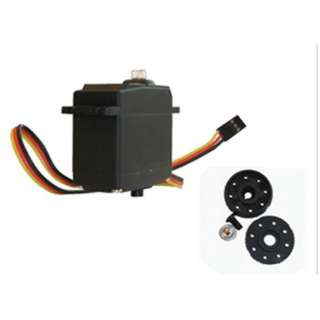 MOTOR SERVO 6-7.2V METAL GEAR 360 DEGREES