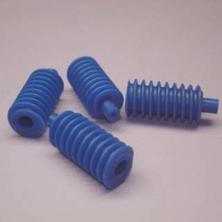 GEAR WORM LARGER PLASTIC 