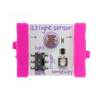 LITTLEBITS LIGHT SENSOR MODULE INCLUDES SCREWDRIVER