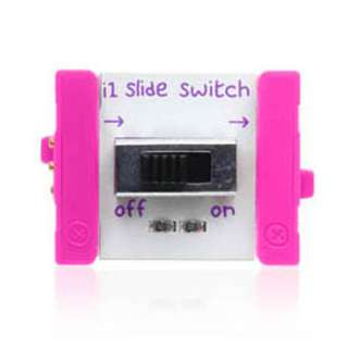 LITTLEBITS SLIDE SWITCH MODULE 