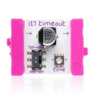 LITTLEBITS TIMEOUT MODULE 