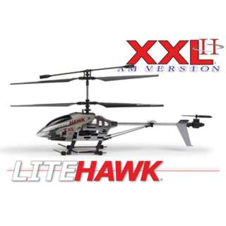 HELICOPTER IR REMOTE CONTROLLED XXLII AM VERSION