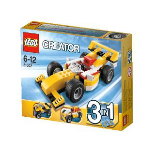 SUPER RACER - CREATOR 121PCS/PACK
