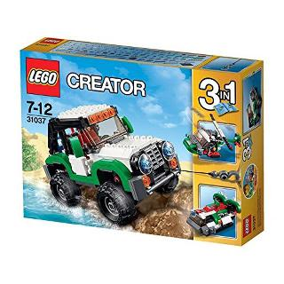 ADVENTURE VEHICLES-CREATORS 282 PCS/SET