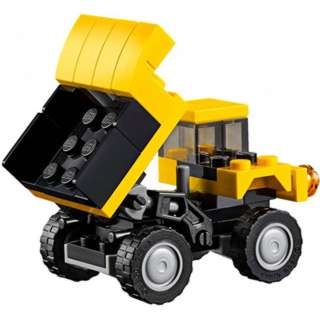 CONSTRUCTION VEHICLES-CREATOR 64 PCS/SET