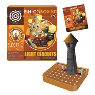 LIGHT CIRCUITS-ELECTRIC SCIENCE 