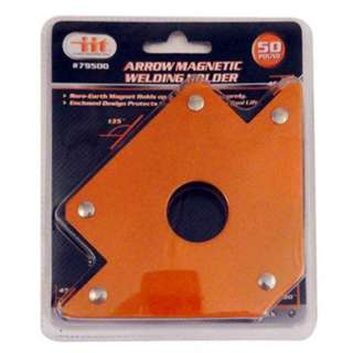 MAGNET ARROW WELDING HOLDER 50LBS