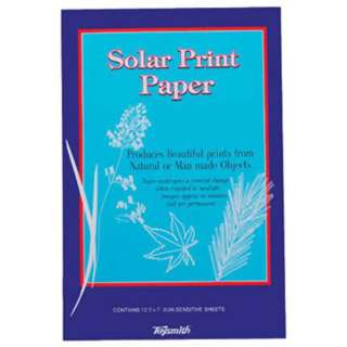 SUN PRINT PAPER KIT 5X7IN 