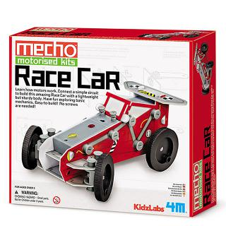 RACE CAR MOTORIZED KITS 