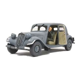 CITROEN TRACTION 11CV STAFF CAR 