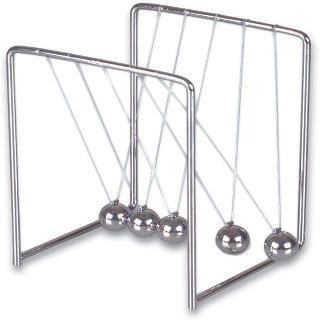 NEWTON`S CRADLE 6IN 