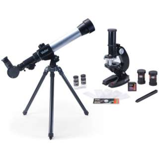 TELESCOPE MICROSCOPE COMBO 20X/30X/40X WITH TRIPOD