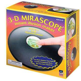 MIRASCOPE 3D ILLUSION MAKER 6IN 