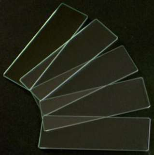 MICROSCOPE SLIDE 24X40MM  GLASS 