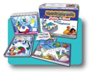 MAGNETIC MIGHTY MIND-SEA EXPLORER