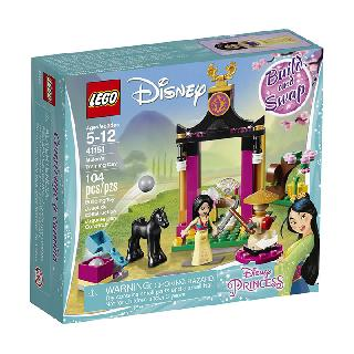 MULAN`S TRAINING DAY-DISNEY PRINCESS 104PCS/SET