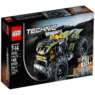 QUAD BIKE-TECHNIC 148PCS/SET