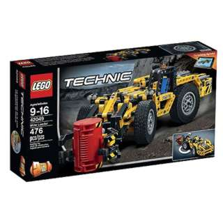 MINE LOADER-TECHNIC 476PCS/SET