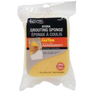 SPONGE FOR GROUTING 7.5X5.2X2.2 INCH