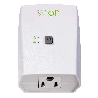 WALL TAP 1-OUTLET INDOOR WIFI PROGRAMMABLE TIMER WHITE