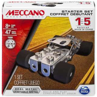 MECCANO STARTER SET ASSORTED MODELS & PCS/SET