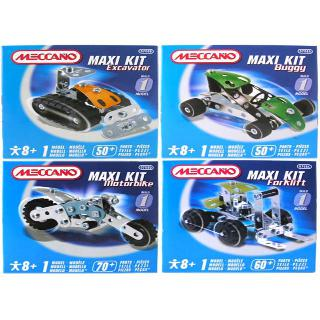 MECCANO MAXI KIT ASSORTMENT 