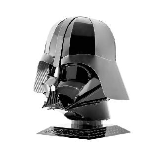 DARTH VADER HELMET METAL EARTH STEEL MODEL KIT