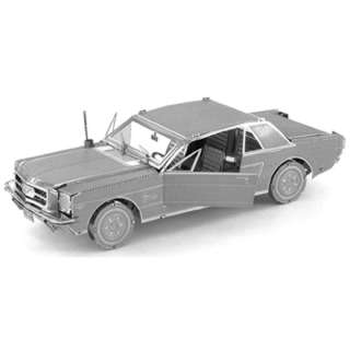 1965 FORD MUSTANG 3D LASER CUT MODEL 2SHEETS