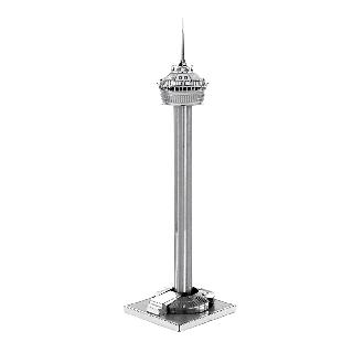 TOWER OF AMERICAS METAL EARTH 3D LASER CUT MODEL