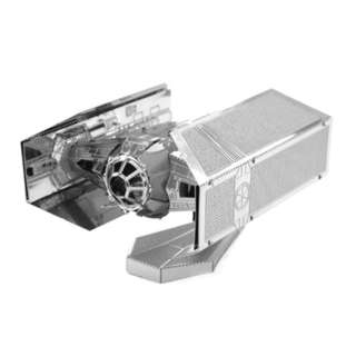 DARTH VADER`S TIE FIGHTER METAL EARTH 3D LASER CUT MODEL