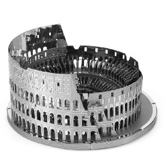 ROMAN COLOSSEUM METAL EARTH 3D LASER CUT MODEL