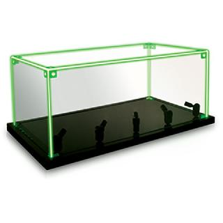 ACRYLIC DISPLAY WITH LED LIGHTS 