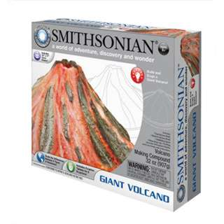 GIANT VOLCANO KIT GLOW IN THE DARK