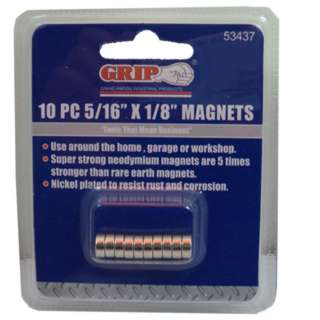 MAGNET DISC 5/16 X 1/8IN 