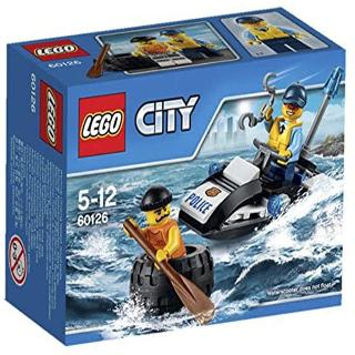 TIRE ESCAPE-CITY 47 PCS/SET