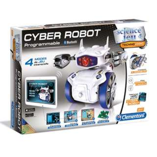 CYBER ROBOT PROGRAMMABLE BLUETOOTH 4 PLAY MODES