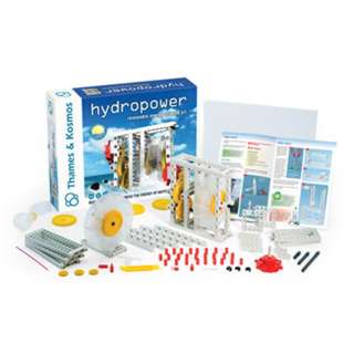 HYDROPOWER RENEWABLE ENERGY CONDUCT 30 EXPERIMENTS & PROJECT