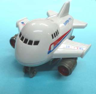 JUMBO PLANE FRICTION POWERED 