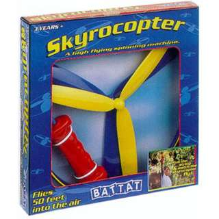 SKYROCOPTER-A HIGH FLYING SPINNING MACHINE FLIES 50FT