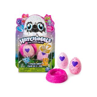 HATCHIMALS COLLEGGTIBLE 2 PACK 