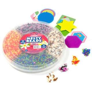 MELTY BEADS VARIETY PACK MAKES 35 MELTY BEAD CREATIONS