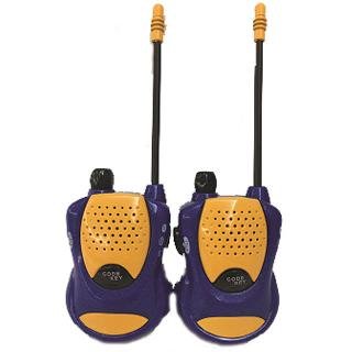 WALKIE TALKIE MINI 100FT RANGE 