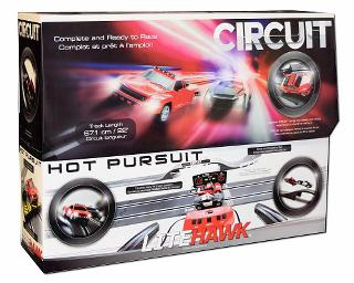 LITEHAWK CIRCUIT HOT PURSUIT FLEXIBLE TRACK SYSTEM