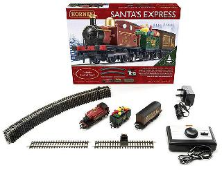 HORNBY SANTA`S EXPRESS TRAIN MODEL